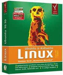 Avanquest Ubuntu & Kubuntu Linux 10.10 (Multi)