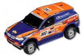 Carrera Go!!! - BMW X3 CC Rally Dakar 2009 (61170)