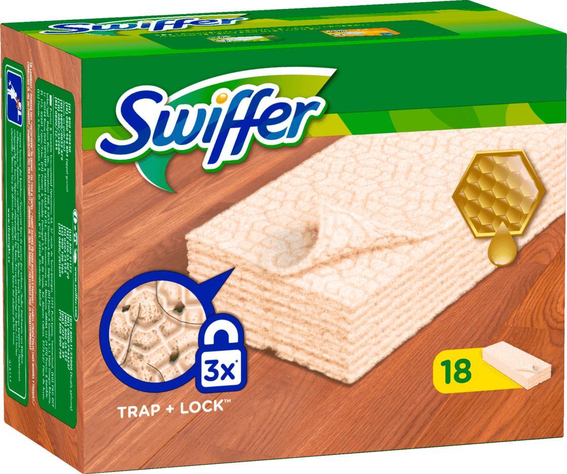Swiffer Anti-Staubtücher Holz & Parkett  (18 Stk.)