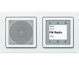 Berker Radio Touch mit Lautsprecher ab 104,02 € | Preisvergleich bei ...