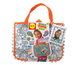 Image of Alex Toys Color A Tote Bag