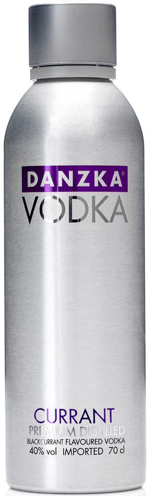 Danzka Currant 0,7l 40%
