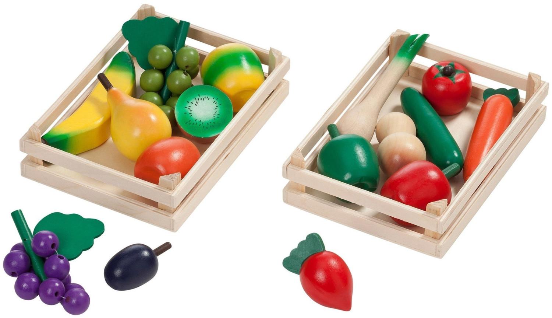Christian Tanner Obst und Gemüse in Kisten