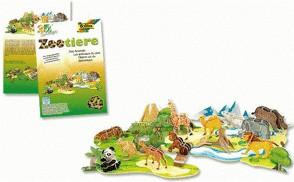 Folia 3D-Modellogic Zootiere