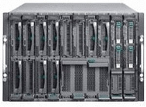 Fujitsu Primergy BX600 S3 (VFY:B6003SF010DE)