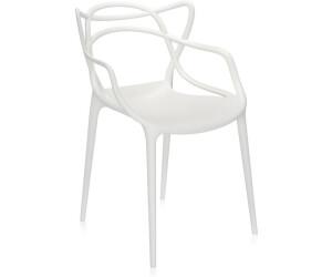 kartell chaise masters au meilleur prix sur. Black Bedroom Furniture Sets. Home Design Ideas