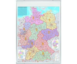 Franken Plz Karte Deutschland Pinnbar 100x140cm Ab 69 98