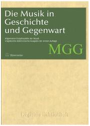 Directmedia Digitale Bibliothek 060: Musik in G...