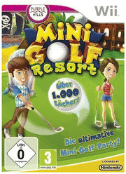 MiniGolf Resort (Wii)