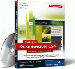 Rheinwerk Verlag Adobe Dreamweaver CS4 - Der pr...