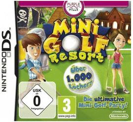 MiniGolf Resort (DS)