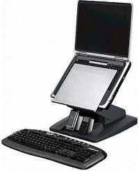Fellowes Professional Series Laptop Workstation