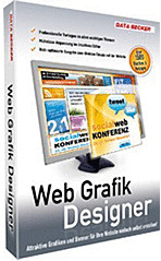 Data Becker Web Grafik Designer (DE)