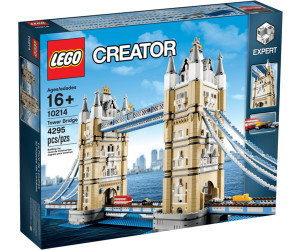 wholesale dealer sells differently LEGO Creator Expert 10214 - Tower Bridge a € 243,00 ...