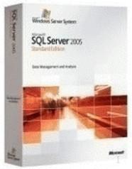 Microsoft SQL Server 2005 Standard Edition Open...