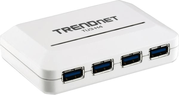 TRENDnet 4 Port USB 3.0 Hub (TU3-H4)