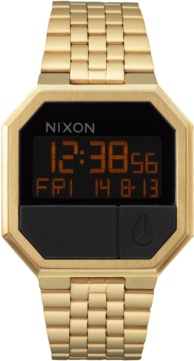Nixon The Re-Run All Gold (A158-502)
