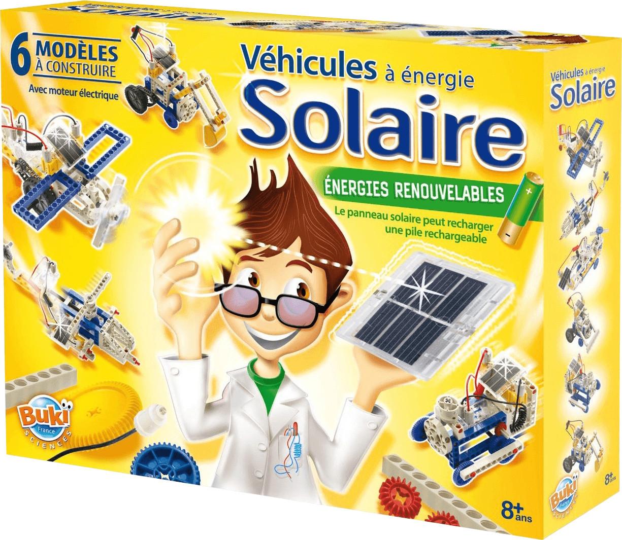Buki Solarenergie Fahrzeuge