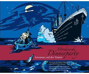 Image of Blaubart Verlag Dance of death on the Titanic