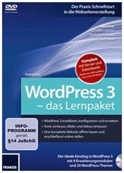 Franzis WordPress 3 - das Lernpaket (DE) (Win/Mac)