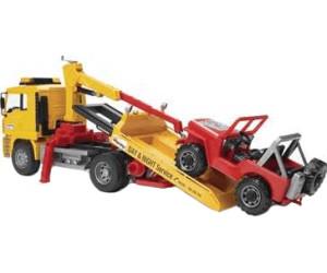 Bruder Abschlepp LKW man TGA günstig kaufen Spielzeug-Lkws