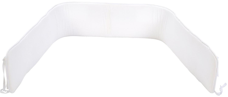 Baby Walz Bett-Kopfschutz XL weiß