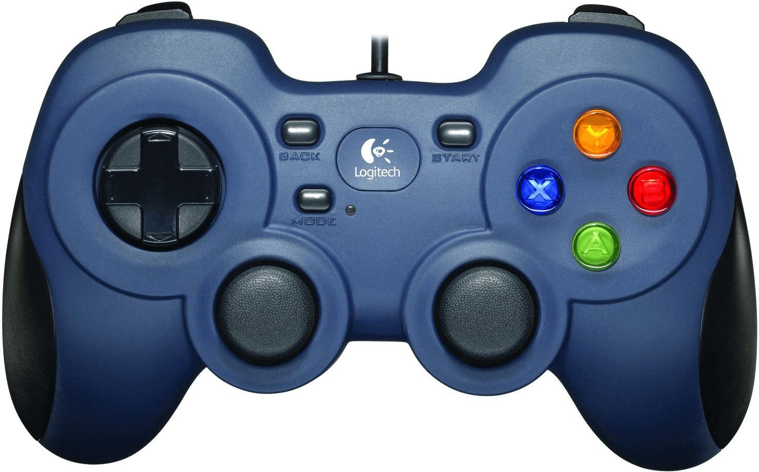 Vorschaubild von Logitech F310 Gamepad