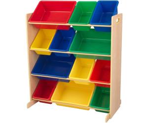 kidkraft aufbewahrungssystem mit boxen ab 84 99 preisvergleich bei. Black Bedroom Furniture Sets. Home Design Ideas