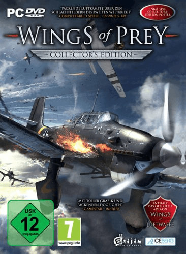 Wings of Prey: Collector´s Edition (PC)