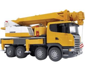 günstig kaufen Bruder R-Serie Scania Liebherr Kran-LKW 03570