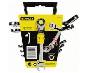 Stanley Ringmaulschlussel Mit Ratsche 180 Schwenkbar 6 Tlg 91 444