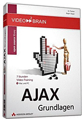 video2brain AJAX Grundlagen (DE) (Win/Mac)
