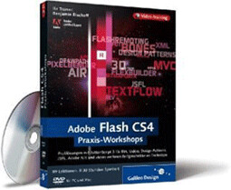Rheinwerk Verlag Adobe Flash CS4 Praxis-Worksho...