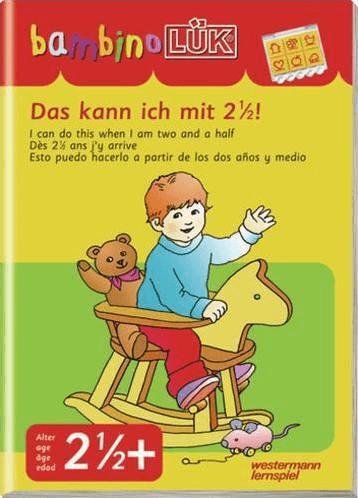Westermann bambinoLÜK Das kann ich mit 2 1/2!