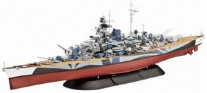 Revell Battleship Tirpitz (05099)