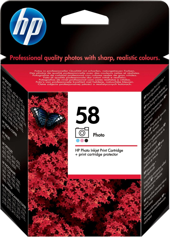 HP Nr. 58 3-farbig (C6658A)