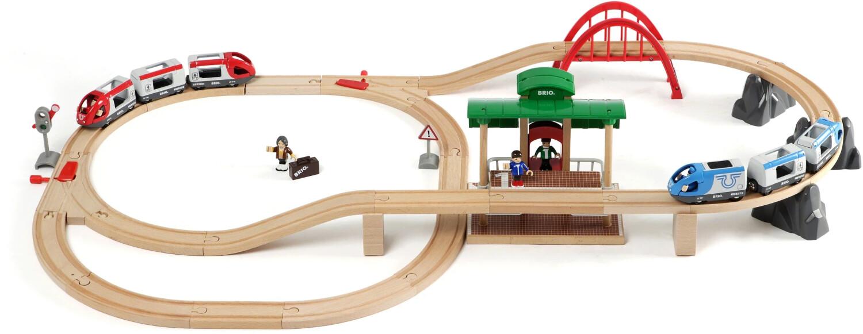 Brio Bahn Reisezug Set 42 Teile