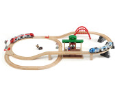 Legler Elektrischer Zug mit Fernbedienung für Holz Eisenbahn