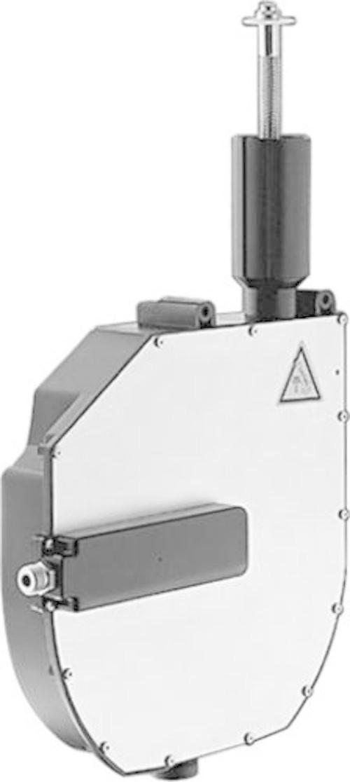 Hansa Rollbox-Einzeleinbaukörper für Wannenrandmontage