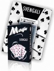 Oid Magic Magic - Cartes Svengali