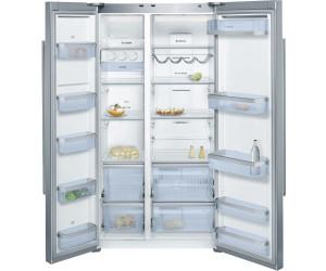 Amerikanischer Kühlschrank Bosch : Bosch kan62a75 ab 1.843 31 u20ac preisvergleich bei idealo.de