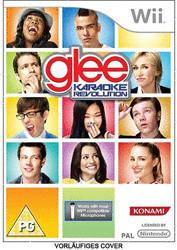 Karaoke Revolution: Glee + Mikrofon (Wii)