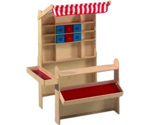 fr r plaho kaufladen mit markise e06040 ab 99 99 preisvergleich bei. Black Bedroom Furniture Sets. Home Design Ideas