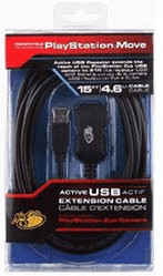 Mad Catz PS3 Move Eye Cable USB Extension
