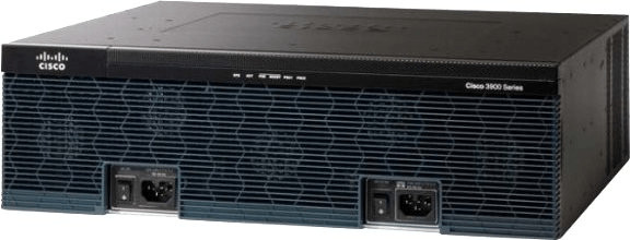 #Cisco Systems 3945-CME-SRST/K9#