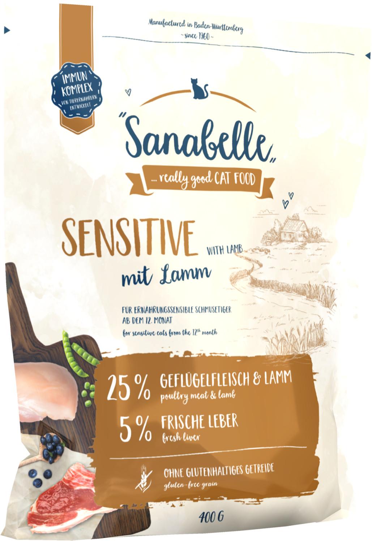 Sanabelle Sensitive Lamm (400 g)