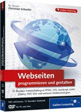 Rheinwerk Verlag Webseiten programmieren und ge...