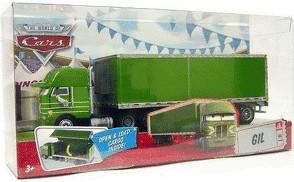 Mattel Disney Cars - Truck Gil Hauler