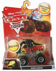 Mattel Disney Cars - Truck Rasta Carian (5657)