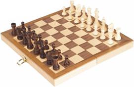 Goki Schachspiel zusammenklappbar (56922)